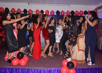 inifd fresher party pic-1