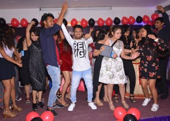inifd fresher party pic-2