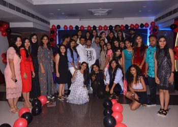 inifd fresher party pic-3