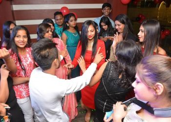 inifd fresher party pic-7